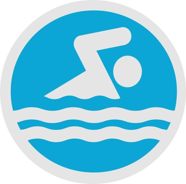 Resultado de imagen de natacion logotipo