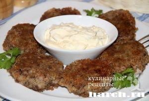 Котлеты из гречки с грибами, vtorye blyuda iz ovoshhej i gribov vtorye blyuda