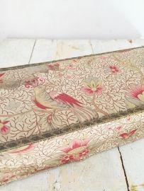 Stoffen doos/ Fabric box