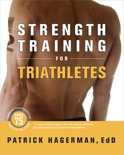 This illustrated guide offers 60 exercises that build strength for swimming, biking, and running by replicating the muscle usage patterns specific to triathlon events. The exercises are organized by sport and muscle group, allowing triathletes to quickly find the best exercise for their unique training needs. Read more!