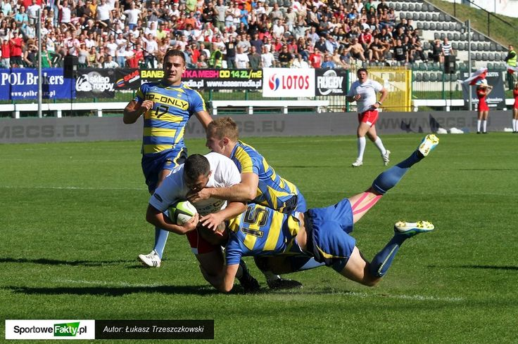 Rugby European Nations Cup - Poland vs. Sweden 30:9 in Warsaw, Poland