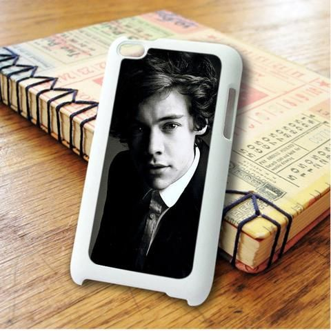 Harry Styles One Direction Boyband iPod 4 Touch Case