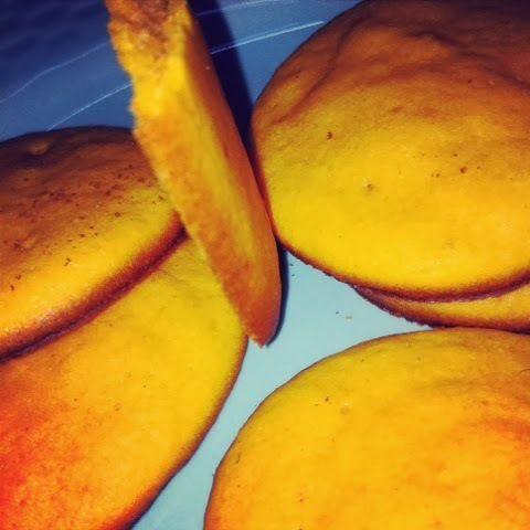 galletas suaves de calabaza