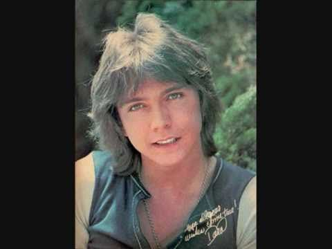 Cherish - David Cassidy. I hadn't heard this song for ages. Still sounds great!