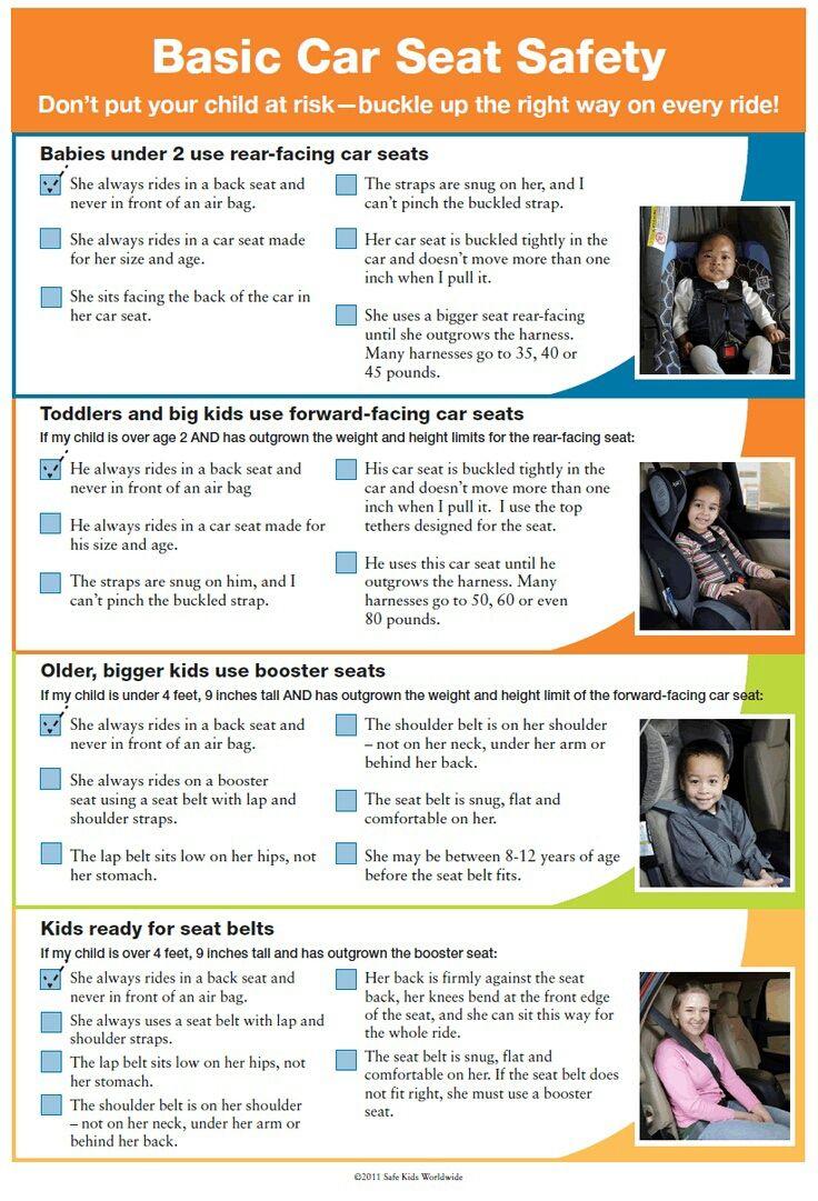 Dc Taxi Car Seat Laws