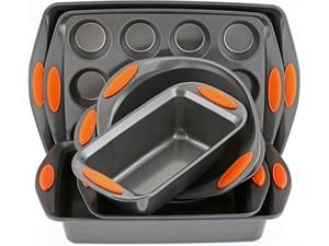 Rachael Ray Oven Lovin' 7-pc. Nonstick Everything Bakeware Set: at Rachael Ray Store