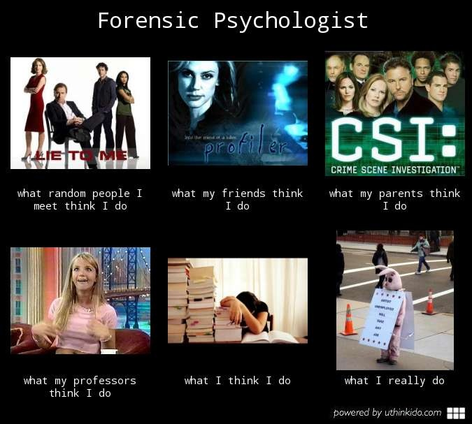Forensic Psychology fun subjects in college