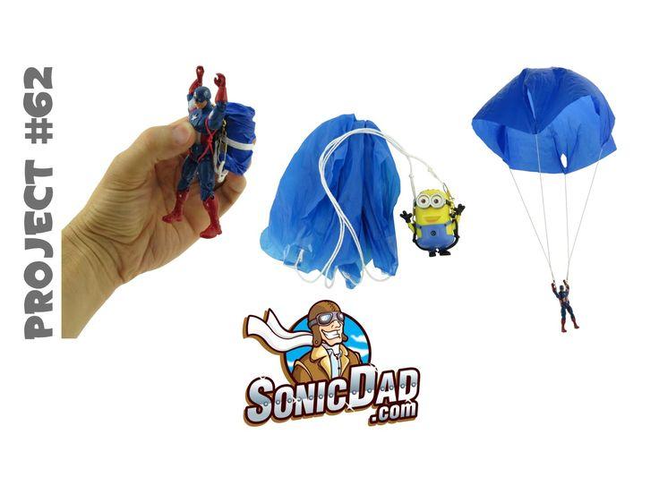how to make a good parachute