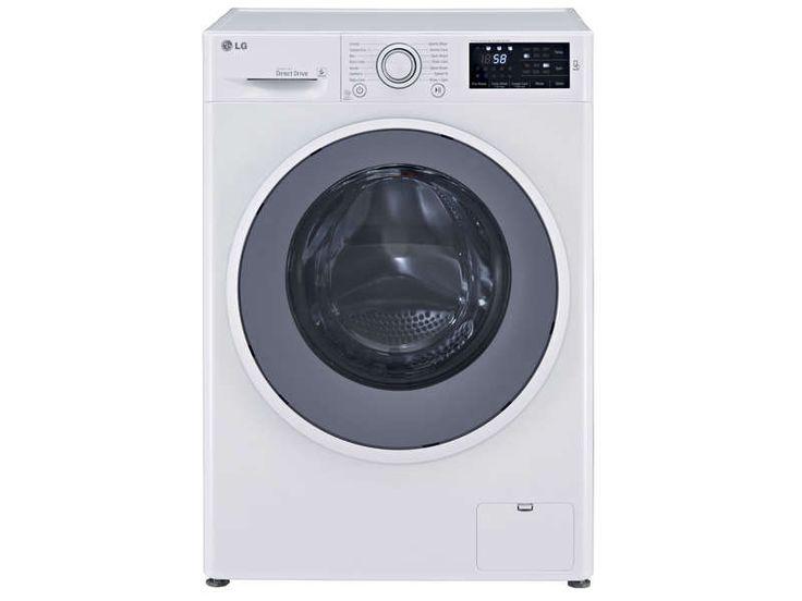 Soldes Lave linge Conforama, achat lave linge pas cher, le Lave linge hublot 9Kg LG F 92820 WH prix Soldes Conforama 526.40 € TTC au lieu de 749 €.