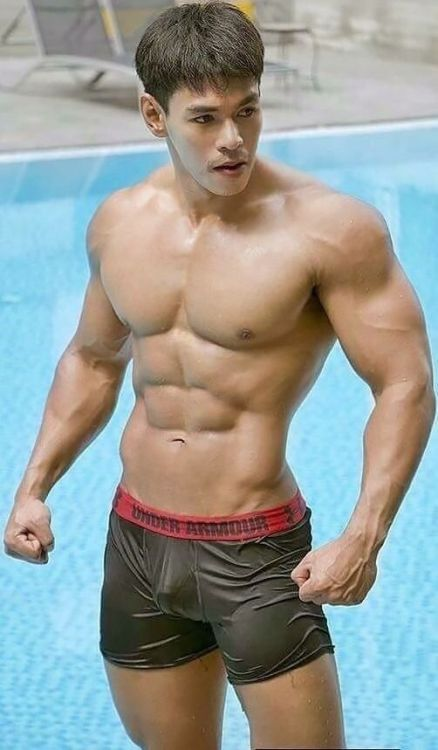 Asian hot gay men