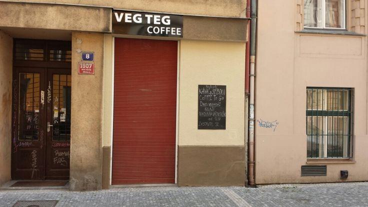 VEG TEG kavárna in Praha, Hlavní město Praha