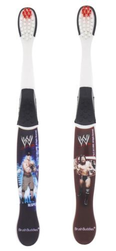 WWE-John-Cena-CM-Punk-and-Daniel-Bryan-Toothbrushes-2-Pack-Assorted-Styles