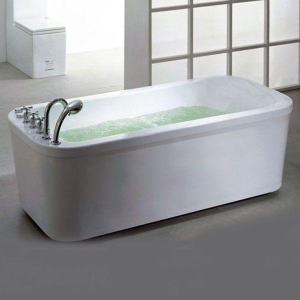 Spabad massagebadekar fritstående bathlife monte 0820 ...