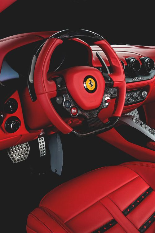 Breathtaking Ferrari Photo's