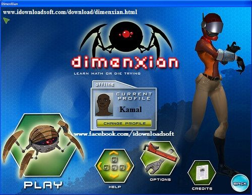 Enjoy the exciting combo of games and mathematical learning. Free download Dimenxian algebra games to get fun and knowledge, simultaneously. With mathematical Dimenxian games, a gala time is guaranteed for you!