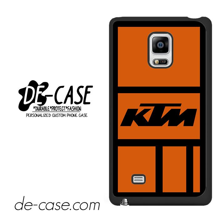 Ktm Motor DEAL-6238 Samsung Phonecase Cover For Samsung Galaxy Note Edge