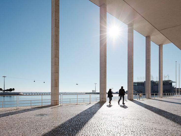 Parque das Nações ... a walk through a modern Lisboa! www.visitlisboa.com