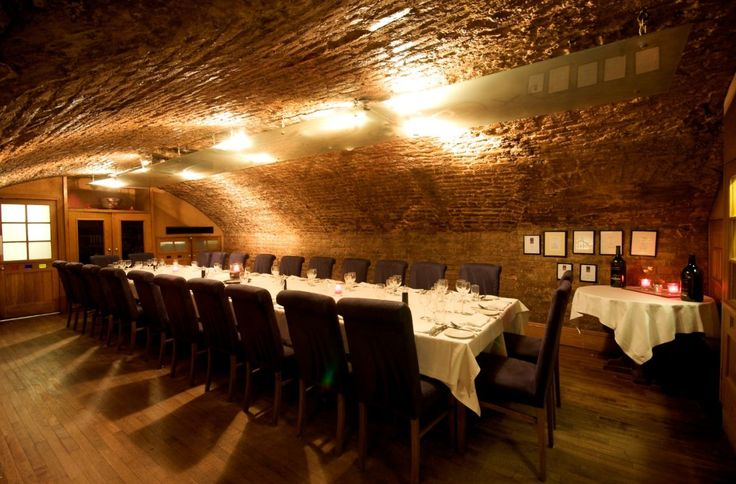The Sandeman room @ The Don Restaurant & Bistro Private Dining Room | Bookatable.com