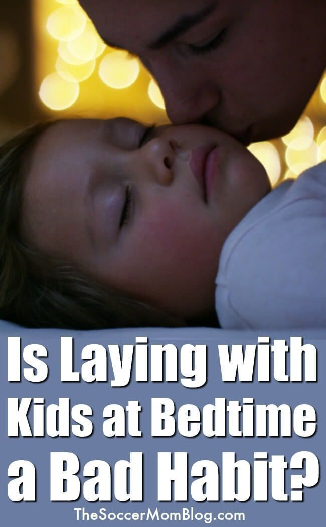 Laying With Kids At Bedtime Is Not A Bad Habit It S A Blessing