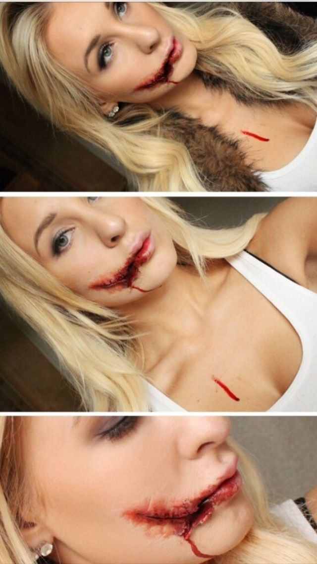 11 best Scars images on Pinterest | Scar makeup, Fx makeup and ...