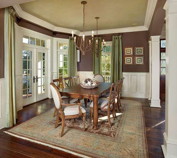 1567 Best Dining Room Images On Pinterest  Dining Rooms Dining New Building Dining Room Table 2018