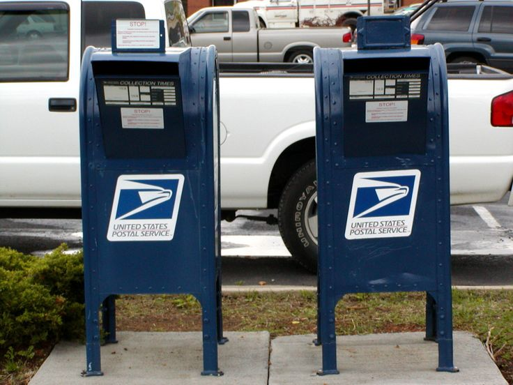 Mailing Your Letter or Package
