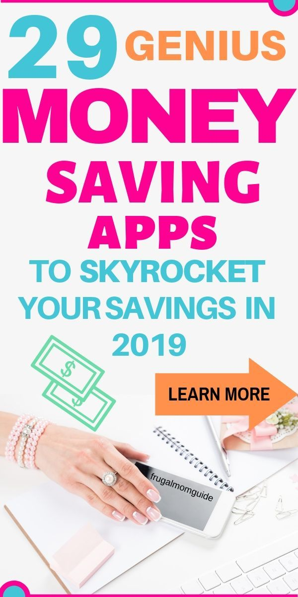 29 Best Money Saving Apps to Instantly Turbo-Charge your