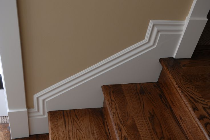 80 best baseboards and trim images on pinterest for Baseboard style