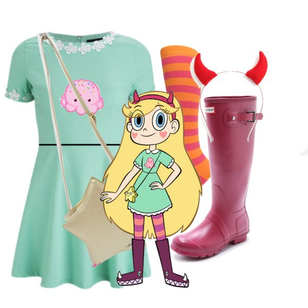 how to draw star butterfly costume