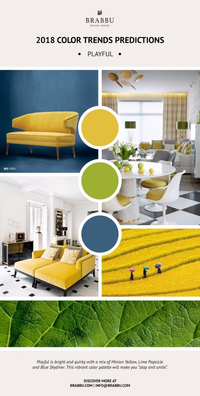 Pantone Reveals The Colour Trends 2018 That You Will Love | Colour Trends | Colour Trends 2018 | Interior Design | Interior Design News | Pantone | Pantone Trends | Trends 2018 #colourtrends #colourtrends2018 #interiordesign #interiordesignnews #pantone #pantonetrends #trends2018
