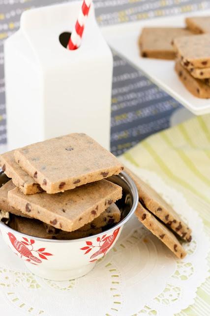 Chocolate Chip Coffee Shortbread | Desserts | Pinterest | Choco chips ...