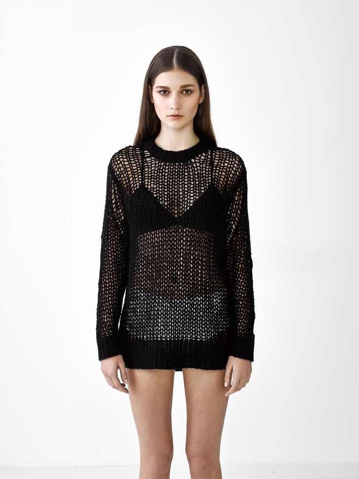 Samantha Jumper / Black