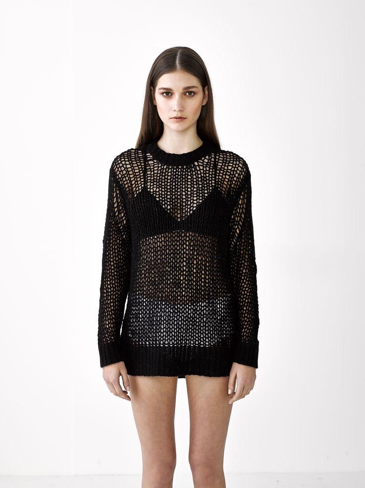 Samantha Jumper / Black
