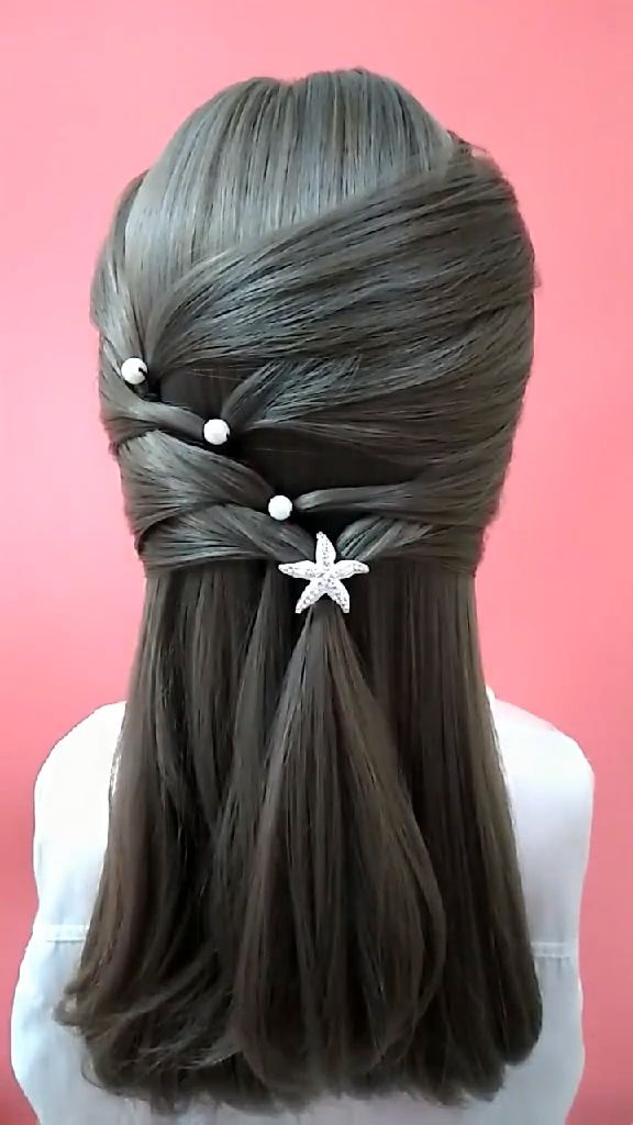Hairstyle Tutorial 439