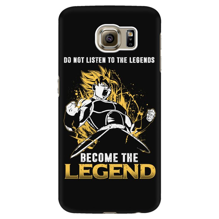 Super Saiyan Bardock Become The Legend Android Phone Case - TL00564AD