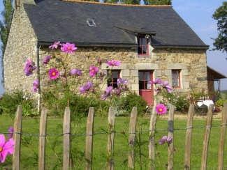 Petites maisons dans la prairie, gîte de charme à Plélo (Côtes d'Armor)