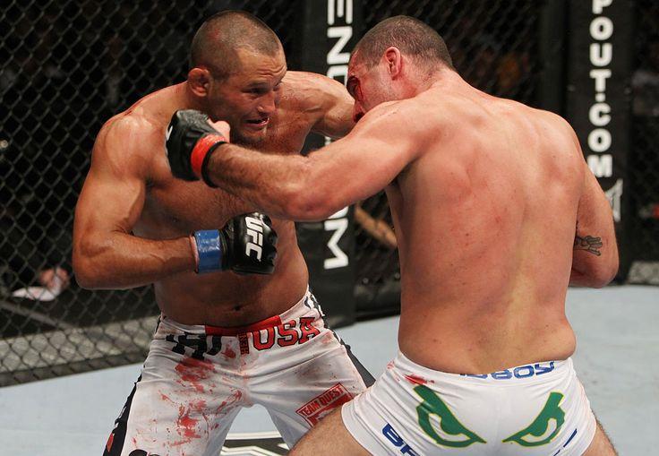UFC light heavyweight Dan Henderson