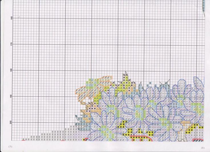 """Скачать схему вышивки / Download embroidery scheme / ダウンロード刺繍スキーム  """"Alisena"""" 1227 """"Медовые подсолнухи / Honey sunflowers"""""""