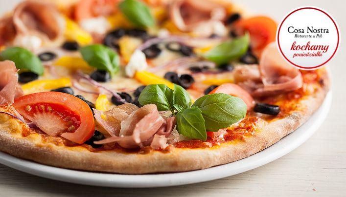 Sekret naszej pysznej pizzy tkwi w cieście. Przekonacie się dziś osobiście? :) www.cosanostra.krakow.pl