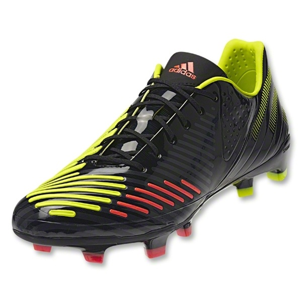 Click Image Above To Purchase: Adidas Predator Lz Trx Fg Sl - Micoach  Compatible - Black/electricity/infrared 9