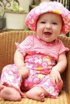 Baby Lulu Sweet Treats Romper