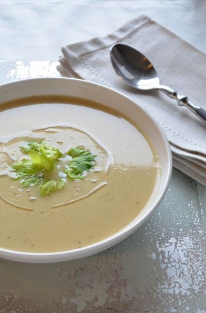 Celerová polévka - DIETA.CZ