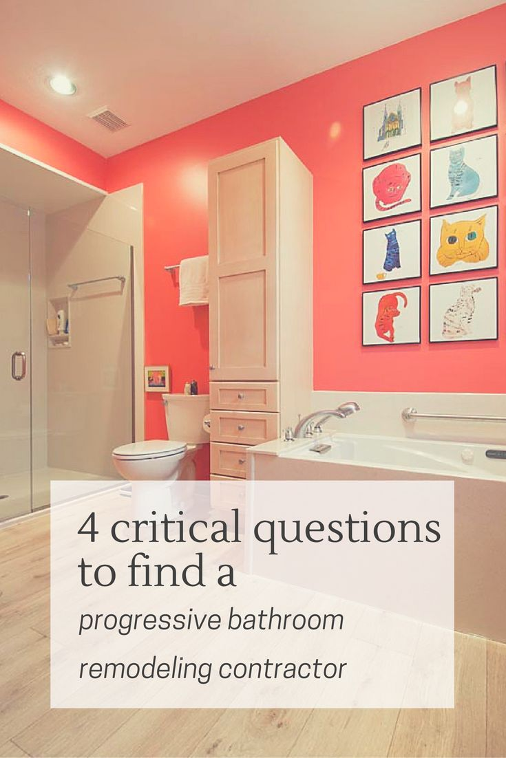 top 25+ best bathroom remodeling contractors ideas on pinterest