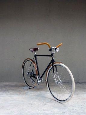 Classic Lightweight Bikes STEFANO Velocommute Bike cm