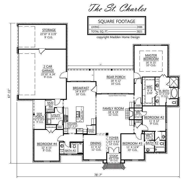 Madden Home Design St Charles – House Design Ideas