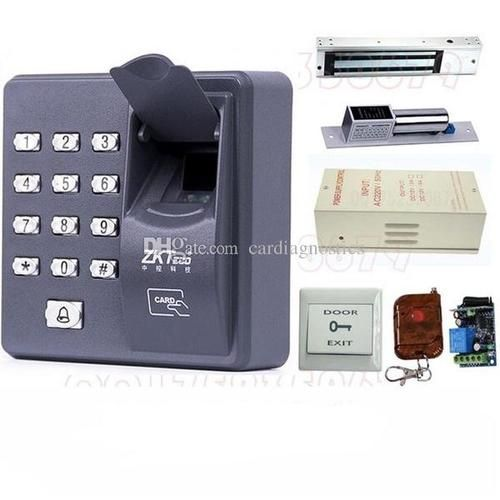 Digital Electric RFID Reader Finger Scanner ZKT X6 : Digital Electric RFID Reader Finger Scanner ZKT X6 Code System Biometric Fingerprint Access Control for Door Lock Home Security System.  http://www.dhgate.com/store/product/digital-electric-rfid-reader-finger-scanner/392383649.html  . Product Introduction This is a widely used Biometric Fingerprint Access Control in the office. Choosing a lot of stable original parts, strictly follow the national security product standard . It is suitable…