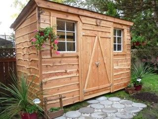 double door storage shed - Garden Sheds Oregon