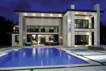 Waterfront Home Designs - Home Design Ideas