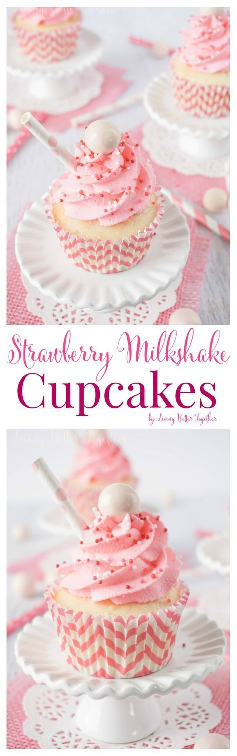 1000+ ideas about Milkshake Cupcakes on Pinterest ...