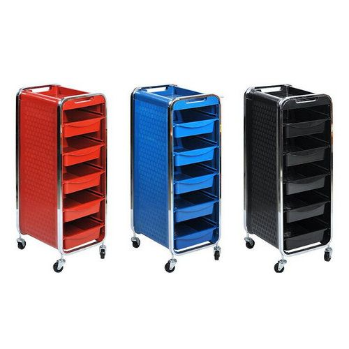 cheap hair salon hairdressing trolley / barber shop tool cart / spa storage cart with drawers  http://www.gobeautysalon.com/product/product-31-192.html